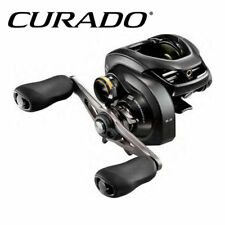 Shimano Curado 200K, Bait Casting Reel, 2017 New Model, Right Hand, 2218