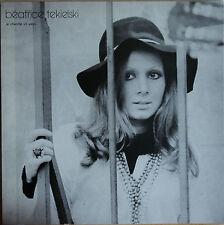 """BÉATRICE  TEKIELSKI """"JE CHERCHE UN PAYS"""" 33T LP"""
