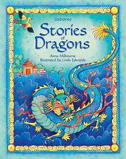 New Usborne books KS2 stories of dragons hardback illustrated child's story book