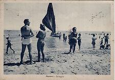 #PESCARA:  SPIAGGIA - 1943