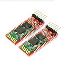 2 PCS  HC-05 Bluetooth Transceiver Host Slave/Master Module Wireless Serial 6PIN