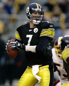 Ben Roethlisberger - Steelers, 8x10 color photo