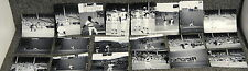 1975 BOS RED SOX VS CLEVE INDIANS ORIG PHOTO COLLECTION OF 20 DIFF YAZ RICE LYNN