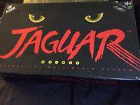 Atari Jaguar 64 Bit Interactive Multimedia Game System 28 Games Excellent Cond!!