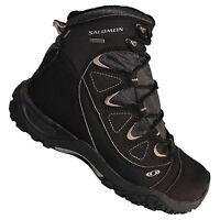 Salomon mafadi GTX zapatos de invierno para hombre botas Senderismo Cordones