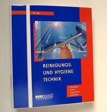 Reinigungs- und Hygienetechnik m. CD-ROM Ecomed Sicherheit