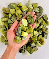 Raw Serpentine Stones - From India - Rough Bulk Gemstones & Crystals