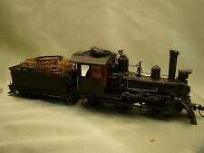 Ho On30 Logging Locomotive DCC    custom weathered, painted, decorated - lot 6