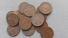 Germany, Third Reich 17 x 1 Reichspfennig, 1923 -1936