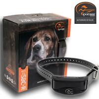 SportDOG SBC-R Rechargeable No Bark Collar Stop Dog Barking