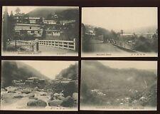 Japan HAKONE 7 c1920/30s? PPCs