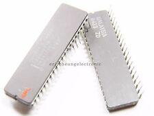 2pcs IC D8089A-3 Intel Ceramic IC DIP-40 D8089