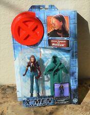 ROGUE X-MEN THE MOVIE ANNA PACQUIN MARVEL COMICS FIGURE TOYBIZ 2000