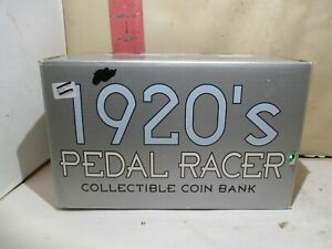 CROWN PREMIUMS HERSHEY , 1920'S PEDAL CAR , NEW IN BOX - 1/6 SCALE 20RCR 10 COIN
