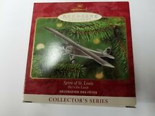 2000 - Hallmark Ornament - Sky's the Limit series - Spirit of St. Louis