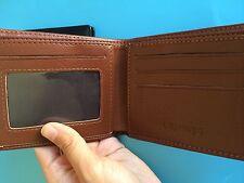 New! Men Leather Wallets Coin Card Money Holder Bifold Slim Purse