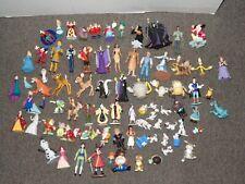 Disney Pvc Cake Toppers Figure Lot