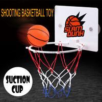 Kids Mini Indoors Basketball Hoop Set Over Door the Basket Ball Backboard