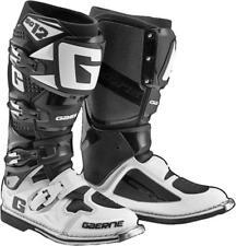 GAERNE SG-12 BOOT BLACK/WHITE SIZE 9 2174-014-009