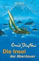 Die Insel der Abenteuer von Blyton, Enid, Hergane, Yvonne | Buch | Zustand gut