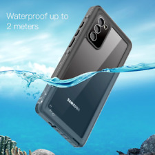 Redpepper Waterproof IP68 Diving Surfing Hard Case For Samsung S21 Plus S21Ultra