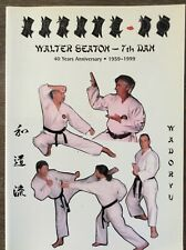 Karate Do By Walter Seaton 7th Dan Signed Copy