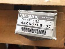 INFINITI FX35 FX45 NISSAN Murano Maxima Altima 350Z REAR BRAKE PADS 44060CB10J