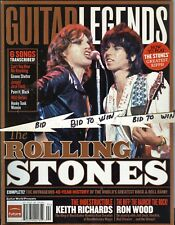 ROLLING STONES  GUITAR LEGENDS Magazine 2006 Guitar World Presents KEITH RICHARD