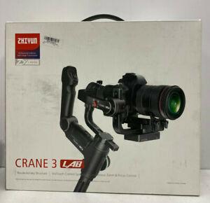 Zhiyun-tech Crane 3 Lab Handheld Camera Stabilizer
