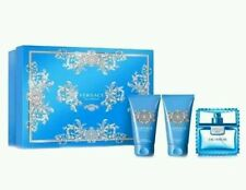 Versace Man Eau Fraiche - 50ml EDT Gift Set, With Shower Gel, Aftershave Balm