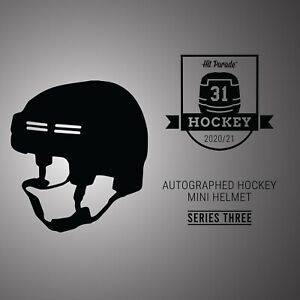 LOS ANGELES KINGS Hit Parade Autographed Hockey Mini Helmet - Live Break 1box