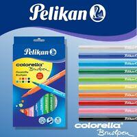 Pelikan Colorella Pinselstifte Filzstifte Brushpen 10 Stk.