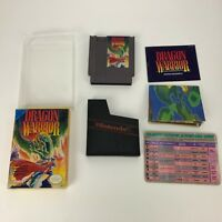 Dragon Warrior (Nintendo Entertainment System, 1989) Authentic,Complete-Tested