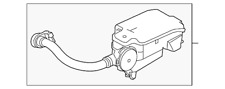 Genuine Ford Separator FC3Z-6A785-C