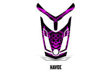 Ski-Doo Rev XR Hood Decal Graphic Kit Sled Snowmobile Sticker Wrap 2013+ HAVOC P