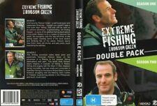 Extreme Fishing Double Pack Season 1 & 2 (DVD, 2009, 3-Disc Set) - R4