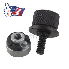 Rear Aluminum Billet Screw Seat Bolt Nut Kit for Harley Softail Touring 96-17 US