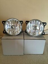 Fits Peugeot 207, 208, 2008, 3008 and 5008 Pair of Fog Lights