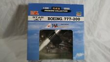 HASEGAWA STAR JET BOEING 777-200 JAPAN AIRLINES JAL 1/400 SCALE NIB