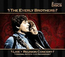 Live Reunion Concert, Everly Brothers, Good Live