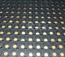Gummimatte Octo Door Ringgummimatte Paddockplatten Wabenmatten 40 x 60