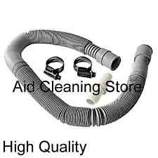 Washing Machine Dishwasher DRAIN Waste HOSE EXTENSION KIT 2m (STRECH 50-200 cm)