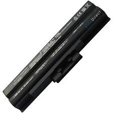 Batterie pour ordinateur portable SONY VAIO VGN-CS71B/W - Sté Française -
