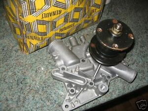 NEW QUALITY WATER PUMP - FITS: RENAULT 5 MK1 (1972-84)
