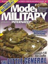 Model Military International 83 M24 Chaffee Panzer M29 Weasel Matilda Firefly