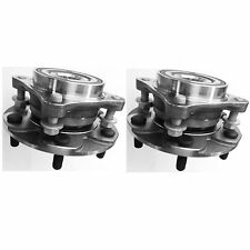 FRONT WHEEL HUB BEARING ASSEMBLY FOR 2010-2014 LEXUS GX460 4WD PAIR LOWER PRICE