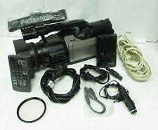 Panasonic AG-DVX100P 3-CCD MiniDV Camcorder Video Camera Works 100%