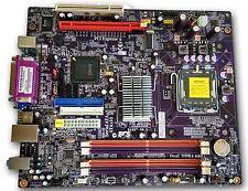 Gateway E-2610N  Desktop Motherboard w/ TPM Card 945GT-GN 4006183R ECS nBTX