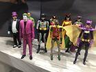 DC Universe Classics Batman 1966 Classic TV Series Lot DCUC Retro DC Direct For Sale
