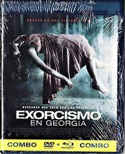 EXORCISMO EN GEORGIA. Combo BLU-RAY y DVD. Tarifa plana de envío España: 5 €